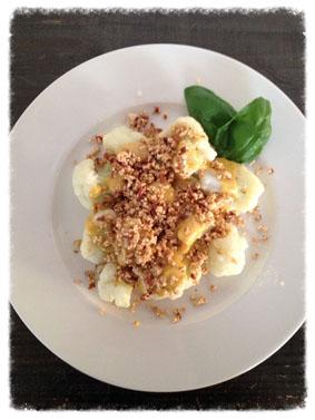 Blumenkohl-Curry-Crunch