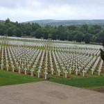 Gräberfeld in Verdun
