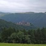 Burg irgendwo in Luxemburg