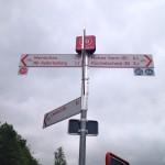 Grenze zwischen Belgien und Deutschland