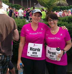Women's Run_Vorher