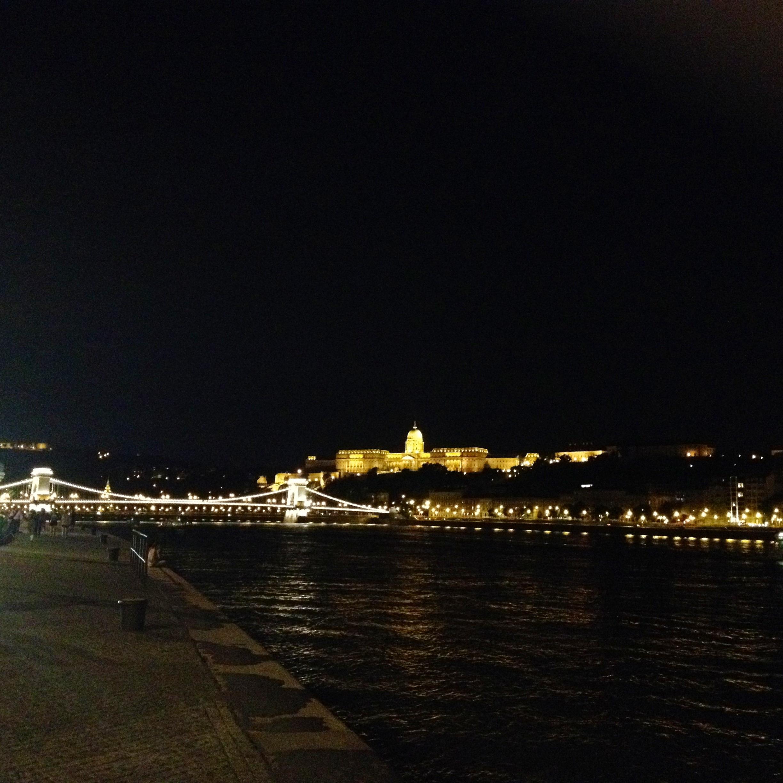 Blick aufs Burgviertel