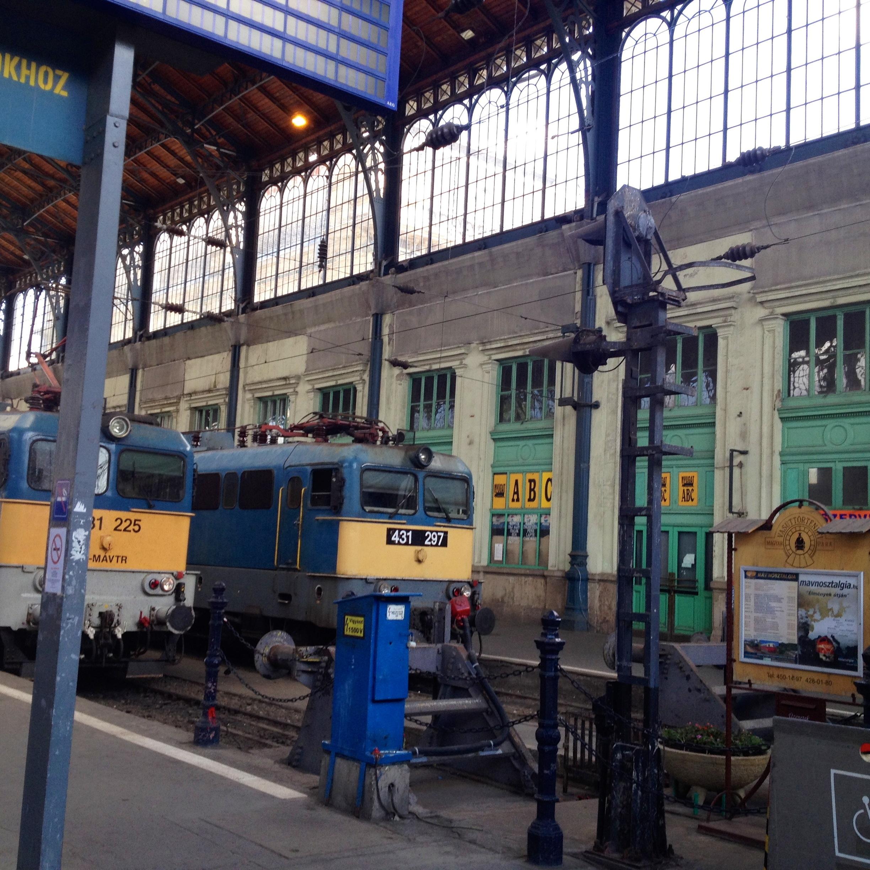 Im Westbahnhof