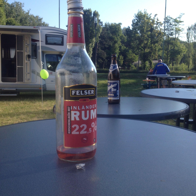 Rum-Rest